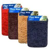 48 Units of Floor Mats 15x23 Carpet Design