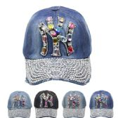 24 Units of NEW YORK CAP - Hats With Sayings
