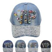 24 Units of CAP 157 VIP - Hats With Sayings