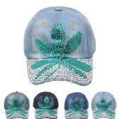 24 Units of MARIJUANA CAP - Hats With Sayings