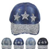 24 Units of CAP WITH STARS