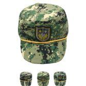 72 Units of KIDS CAMO SUMMER HAT - Sun Hats