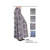 48 Units of ANIMAL PRINT MAXI SKIRT - Womens Skirts