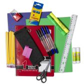 24 Units of 16 Piece School Supply Kit - School Supply Kits