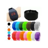 48 Units of Digital Watches in Square or Round Shape (Assorted colors)