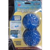 48 Units of 2 Pack Set of Dryer Balls - Laundry  Supplies