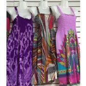 48 Units of Ladies Dress Assorted Sizes And Prints - Womens Sundresses & Fashion