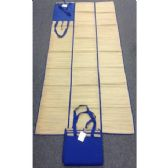 50 Units of Folding Large Beach Mat with Carry Handles