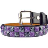 36 Units of Kids Studded Belts - Kid Belts