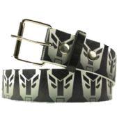 36 Units of Adult Unisex Printed Belt - Uni Sex Fashion Belts