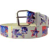 36 Units of Printed Belt - Womens Belts