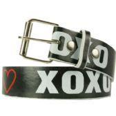 36 Units of Xoxo Printed Belt - Womens Belts