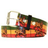 144 Units of Adult Unisex Printed Belt - Unisex Fashion Belts