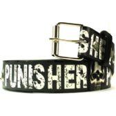 """36 Units of """"Punisher"""" Printed Belt - Mens Belts"""