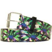 36 Units of Marijuana Printed Belt - Uni Sex Fashion Belts