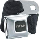 6 Units of Titan Seat Belt - Auto Accessories