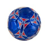 12 Units of Size 3 Laser Soccer Ball - Balls