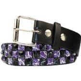 60 Units of Adult Unisex Studded Belt - Uni Sex Fashion Belts