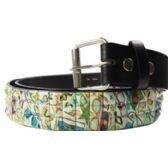 144 Units of Adult Unisex Studded Belt - Unisex Fashion Belts