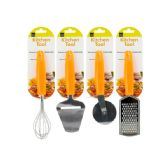 48 Units of Kitchen Tool with Bright Orange Handle - Kitchen Utensils