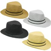 24 Units of MIX COLOR COWBOY HAT - Cowboy & Boonie Hat