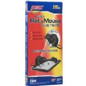 72 Units of Glue Rat Tray 2pk - Pest Control