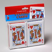 72 Units of 2 Pack Playing Cards - Playing Cards, Dice & Poker