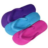 36 Units of Kids Flip Flops In Assorted Colors And Sizes - Girls Flip Flops