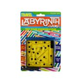 72 Units of Travel Labyrinth Game - Dominoes & Chess