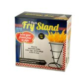 18 Units of French Fry Stand Set