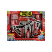 6 Units of Kids' Tool Shop Play Set - Toy Sets