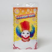 48 Units of Clown Wig Rainbow Color Deluxe Quality Polybag/insert Card - Costume Accessories