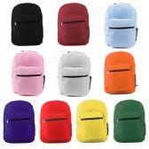 "24 Units of Kids Fashion School Backpacks - Backpacks 17"""