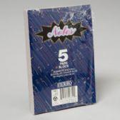 96 Units of 5 Notes Glue Pa D4x6 Inch 150 Ct Newsprint Pad