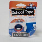 144 Units of Elmers Invisible School Tape Matte Finish 3/4in 800inches Carded