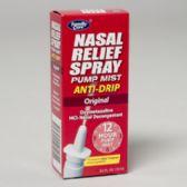 96 Units of Nasal Spray Pump Mist .5 Oz Anti Drip Original - Skin Care