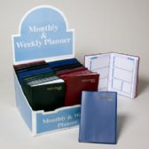 144 Units of Planner Monthly/weekly 2015 - Calendars & Planners