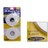 144 Units of Mounting Tape 2 Pcs 2x5m L X1. - Tape