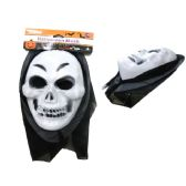 144 Units of Halloween Mask - Costume Accessories