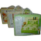 12 Units of 4 PCS Bedclothes Set Queen Size - Bed Sheet Sets