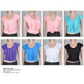 72 Units of Womens Fashion Top Assorted Colors And Sizes - Womens Fashion Tops