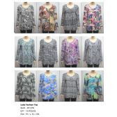 72 Units of Womens Fashion Long Sleeve Tops Assorted Colors And Sizes - Womens Fashion Tops