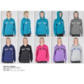 48 Units of Womens Fashion Hoodie Sweater New York Assorted Colors and Sizes - Womens Sweaters & Cardigan