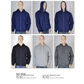 24 Units of Mens Fashion Hoodie Assorted Colors And SIze - Mens Sweat Shirt