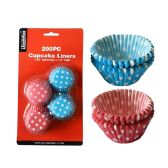 72 Units of 200pc Cupcake Liners