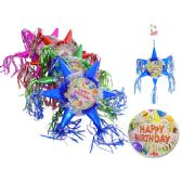 96 Units of Pinata 6 Designs H'birthday