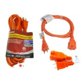 48 Units of 5ft Outdoor Extension Cord - Chargers & Adapters