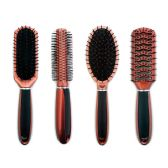 144 Units of 36 Piece Hair Brushes With Metal Rack - Hair Brush