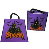 144 Units of Halloween Trick Or Treat Bag - Halloween & Thanksgiving