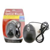 144 Units of Potical Usb Mouse 1.15m Nlac - Computer Accessories
